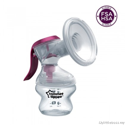 TOMMEE TIPPEE MANUAL BREASTPUMP (MADE FOR ME)