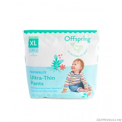 OFFSPRING ULTRA-THIN BABY DIAPERS (PANTS)